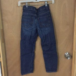 Children's Place Bottoms - Boys denim jeans straight